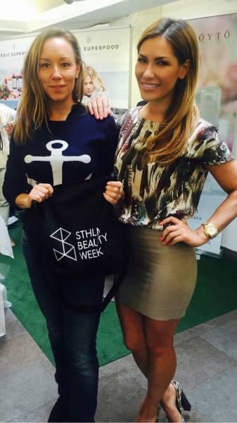 Fredrika Johnson var den lyckliga vinnaren i Kias tävling om en plats på Beauty-resan till Malta med Stockholm Beauty Weeks bloggare Daphne Leon. Grattis Fredrika som börjar blogga igen efter en tids uppehåll. Fredrika är en känd nöjesprofil i Stockholm.